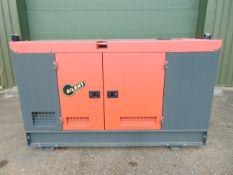 UNISSUED 50 KVA 3 Phase Silent Diesel Generator Set