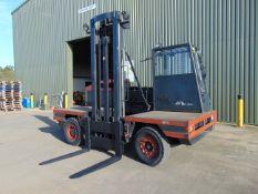 Linde S50 Sideloader Diesel Forklift
