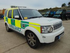 2010 Land Rover Discovery 4 3.0 TDV6 GS
