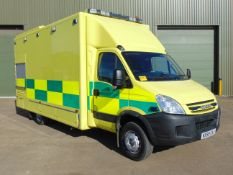 2009 Iveco 65C18 Incident Support Unit ONLY 33,966 MILES