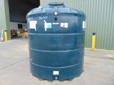 5000 Litre Bunded Oil Tank