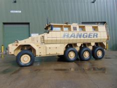 2012 RANGER 8x8 Armoured Personnel Carrier ONLY 1,354 MILES!