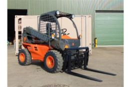 2010 Ausa Taurulift T133H 4WD Compact Forklift with Pallet Tines