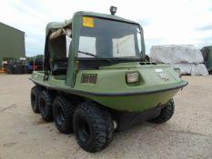 Argocat 8x8 Magnum Amphibious ATV with Canopy