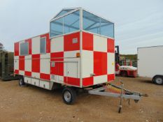 Ex Royal Air Force Mobile Observation and Command Centre