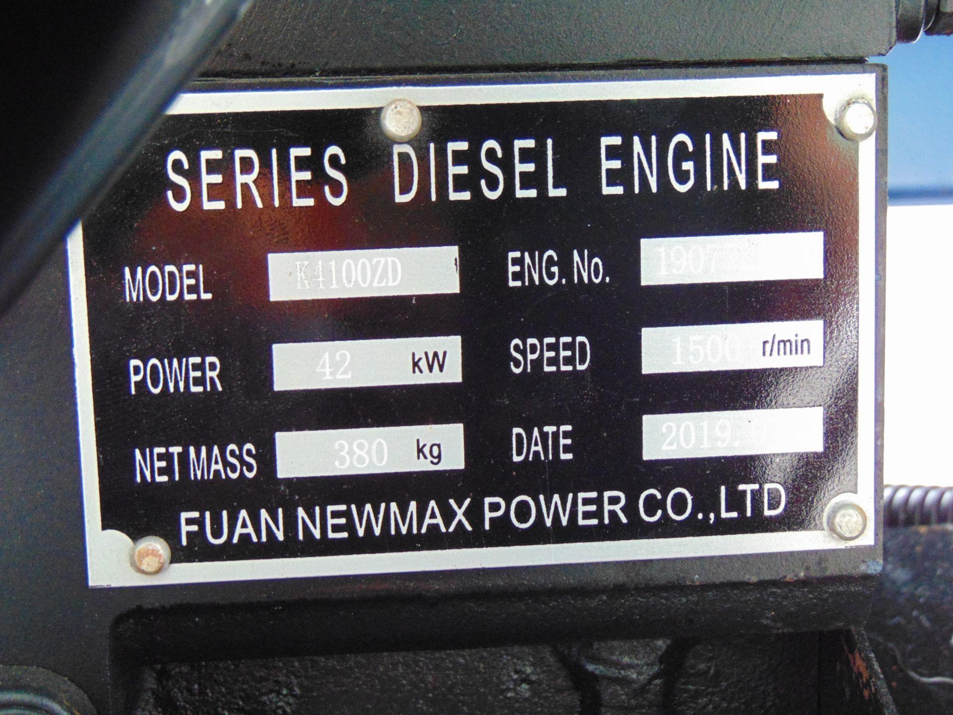 Lot 28 - UNISSUED 40 KVA 3 Phase Silent Diesel Generator Set
