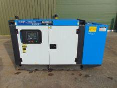 UNISSUED 30 KVA 3 Phase Silent Diesel Generator Set