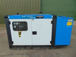 November 14th ON LINE AUCTION inc; Large Selection of Generators, Workshop Heaters, Workshop Compressors, Mobile Lighting Towers Etc