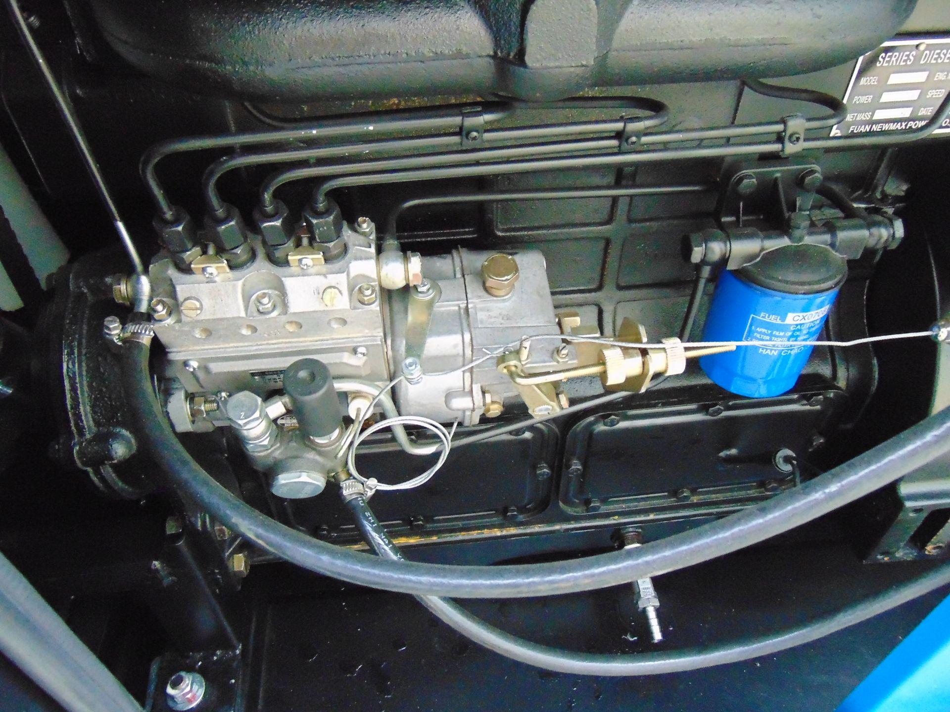 Lot 4 - UNISSUED 40 KVA 3 Phase Silent Diesel Generator Set