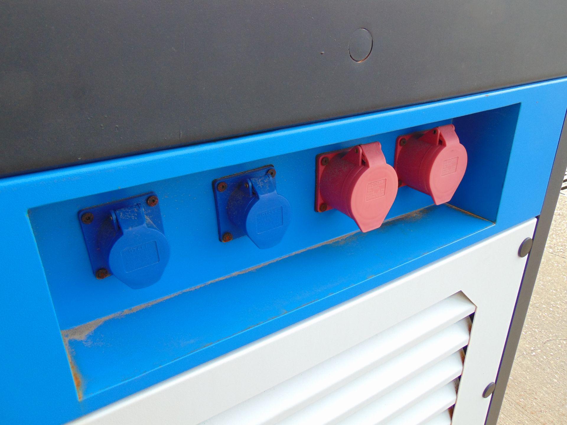 Lot 30 - UNISSUED 25 KVA 3 Phase Silent Diesel Generator Set