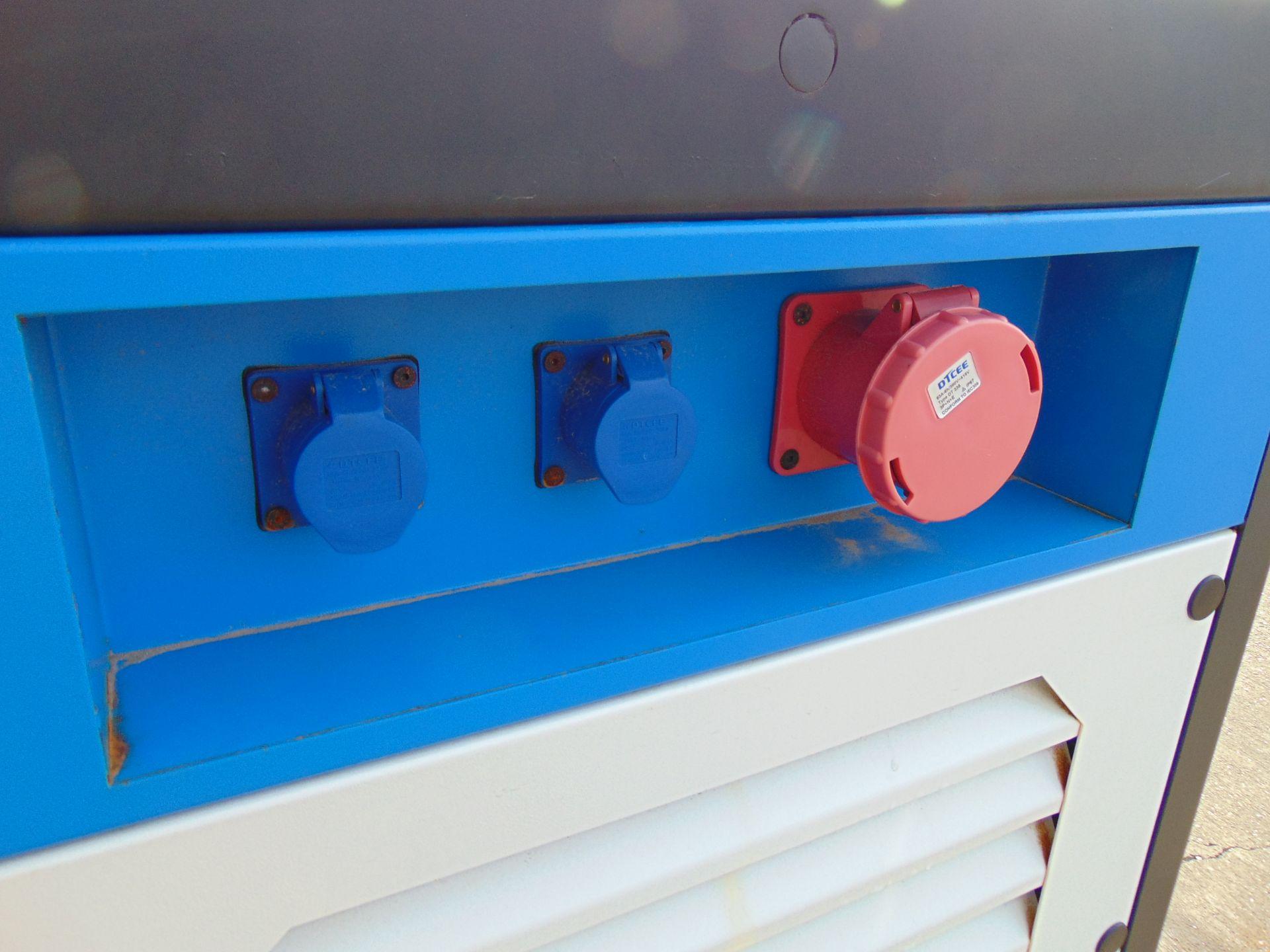 Lot 5 - UNISSUED 30 KVA 3 Phase Silent Diesel Generator Set