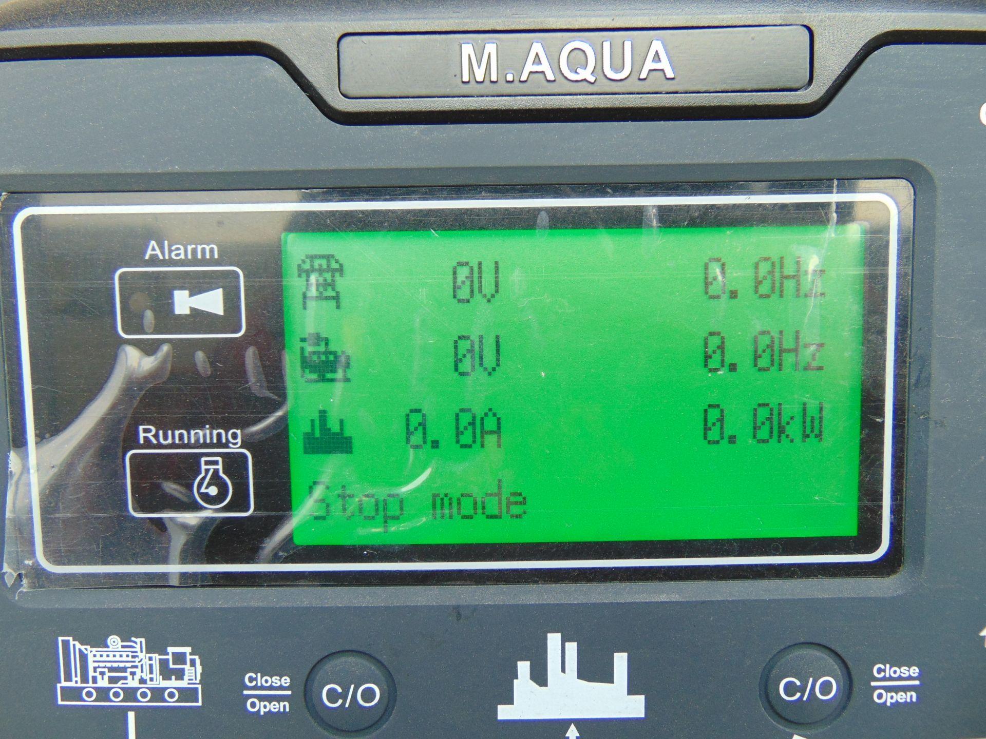 Lot 14 - UNISSUED 60 KVA 3 Phase Silent Diesel Generator Set