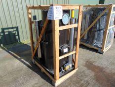 Unissued Deville Campaign Multi-Fuel Heater