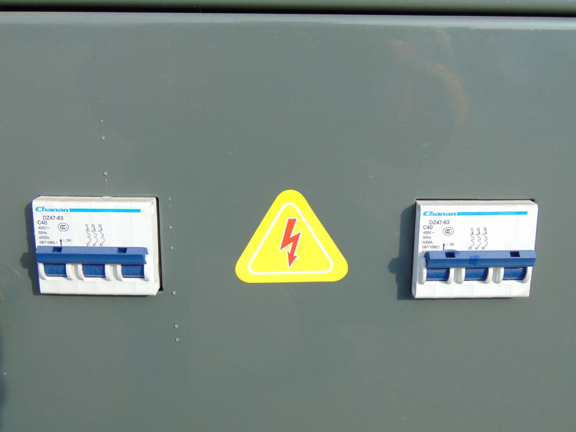 Lot 38 - UNISSUED 50 KVA 3 Phase Silent Diesel Generator Set
