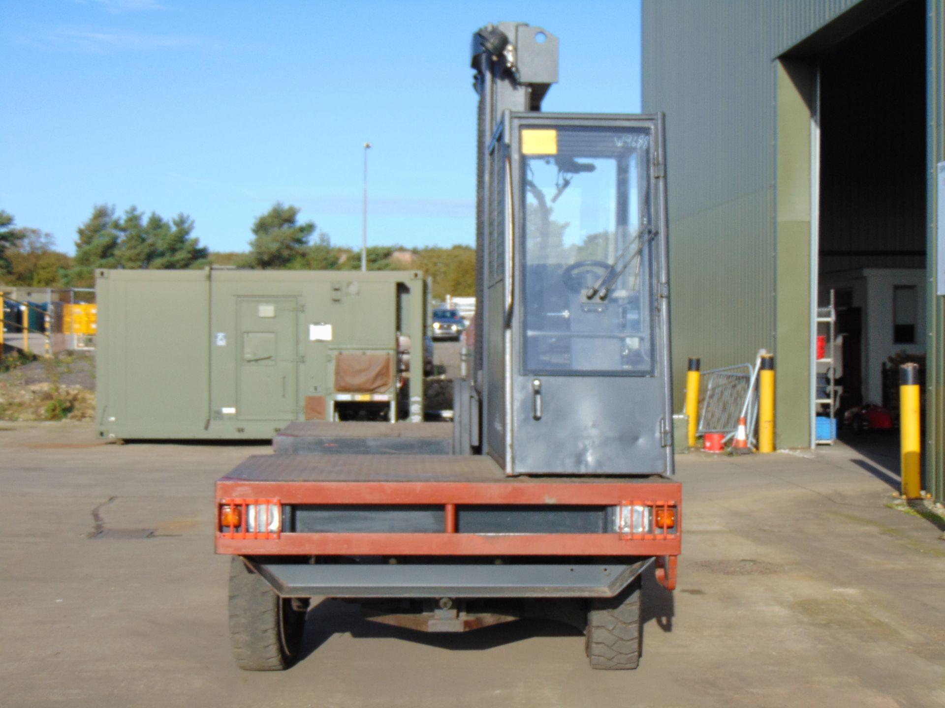 Lot 16 - Linde S50 Sideloader Diesel Forklift