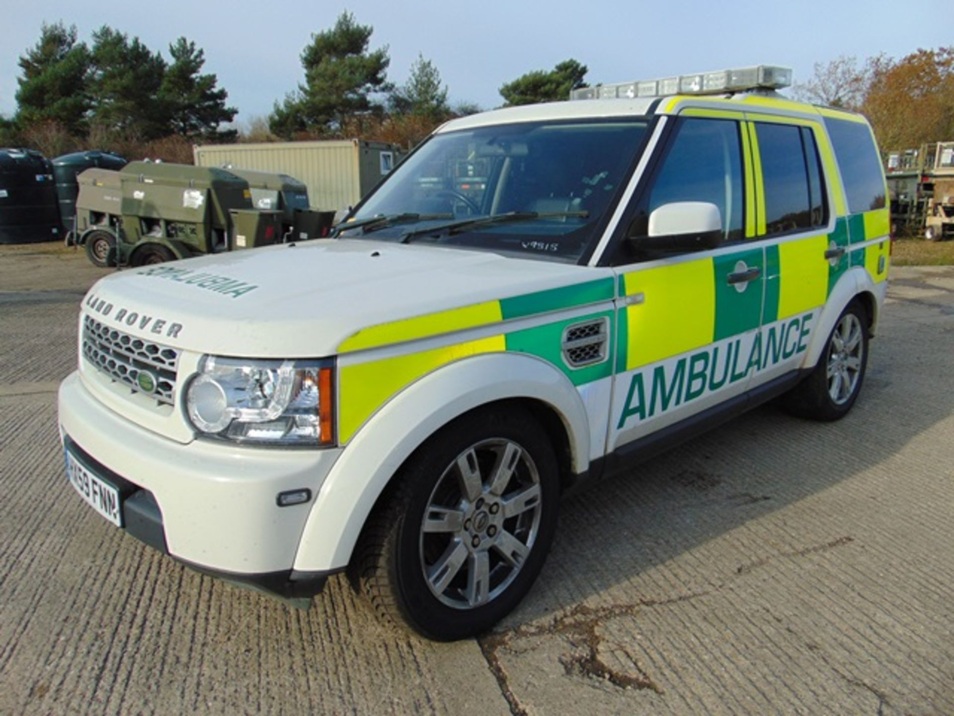 Lot 4 - 2010 Land Rover Discovery 4 3.0 TDV6 GS