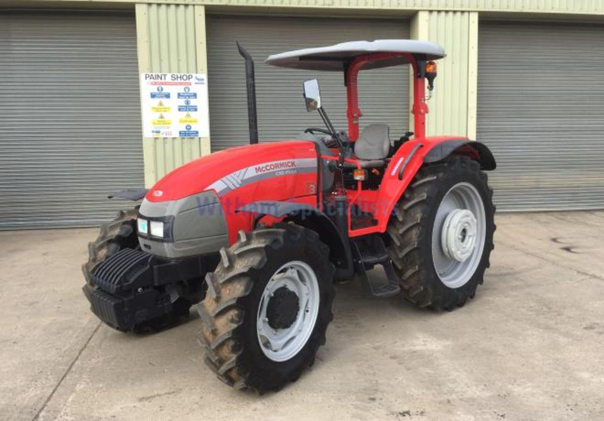 Lot 33 - NEW UNUSED McCormick C90 Max T3 Tractor