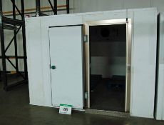 A KINGSPAN Self Contained Insulated Refrigerated Store Room, Approx. External Dimensions 3660mm Long