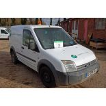 Lot 3 - A FORD Transit Connect T200 L90, Diesel Panel Van, Registration No. EO08 RUV, First Registered: 31-