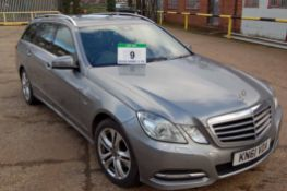 A MERCEDES BENZ E250 Avantgarde 2.2 CDI Blue Efficiency 5-Door, Automatic, Diesel Estate Car,