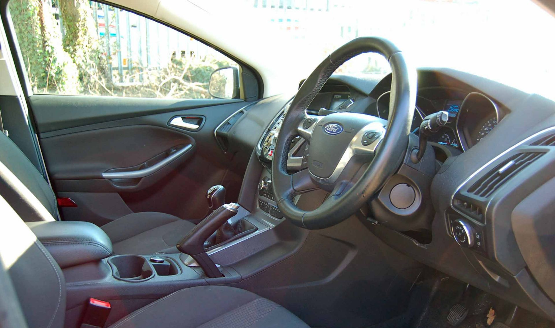 Lot 5 - A FORD Focus Titanium 1.6 TDCI 115 Diesel Hatchback, Registration No. HN62 NWO (2012), First