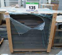 Twenty MODINE RE62D 1150mm x 400mm x 100mm Evaporator Coils