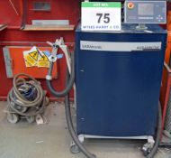 A AGRAMKOW SARAtronic High Perfomance Refrigerant Charging or Evacuation Station complete with