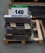 Thirteen ECO RE 37D 530mm x 140mm x 100mm Evaporator Coils