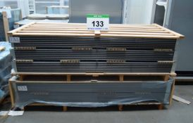 Fifteen MODINE RE47D 2200mm x 200mm x 1550mm Evaporator Coils