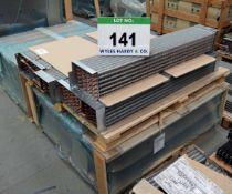Sixteen MODINE RE54D 1200mm x 200mm x 160mm Evaporator Coils