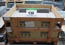 Seven ECO RE41D 1000mm x 120mm x 150mm Evaporator Coils