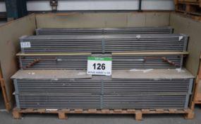 Sixteen ECO RE50D 2200mm x 200mm x 200mm Evaporator Coils