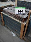 Thirteen 1050mm x 200mm x 150mm Evaporator Coils