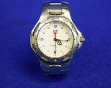 A TAG HEUER 'Kirium WL1115 Professional' Stainless Steel Men's/Unisex Wrist Watch with Quartz