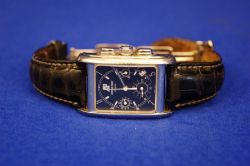 On-Line Auction of Quality Men's Wrist Watches, Cufflinks, etc.