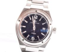 An IWC SCHAFFHAUSEN Model IW 3227 Ingenieur Wrist Watch with Automatic Movement, 42.50mm,