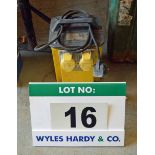 Lot 16 - A BIRCHWOOD PRODUCTS Twin Output 110V Site Transformer