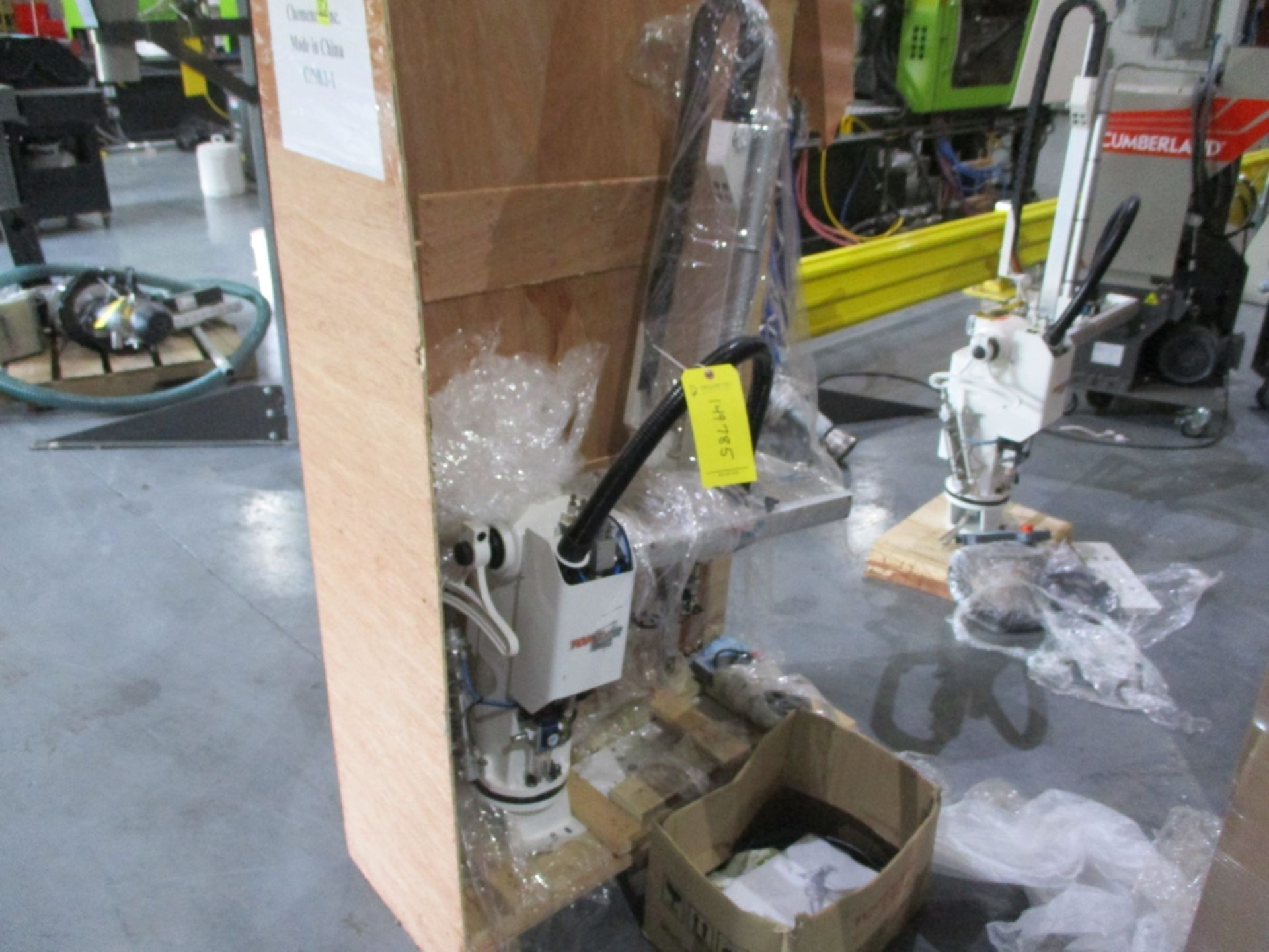 Lot 1024 - Topstar Swing-Arm Robot - With Pendant