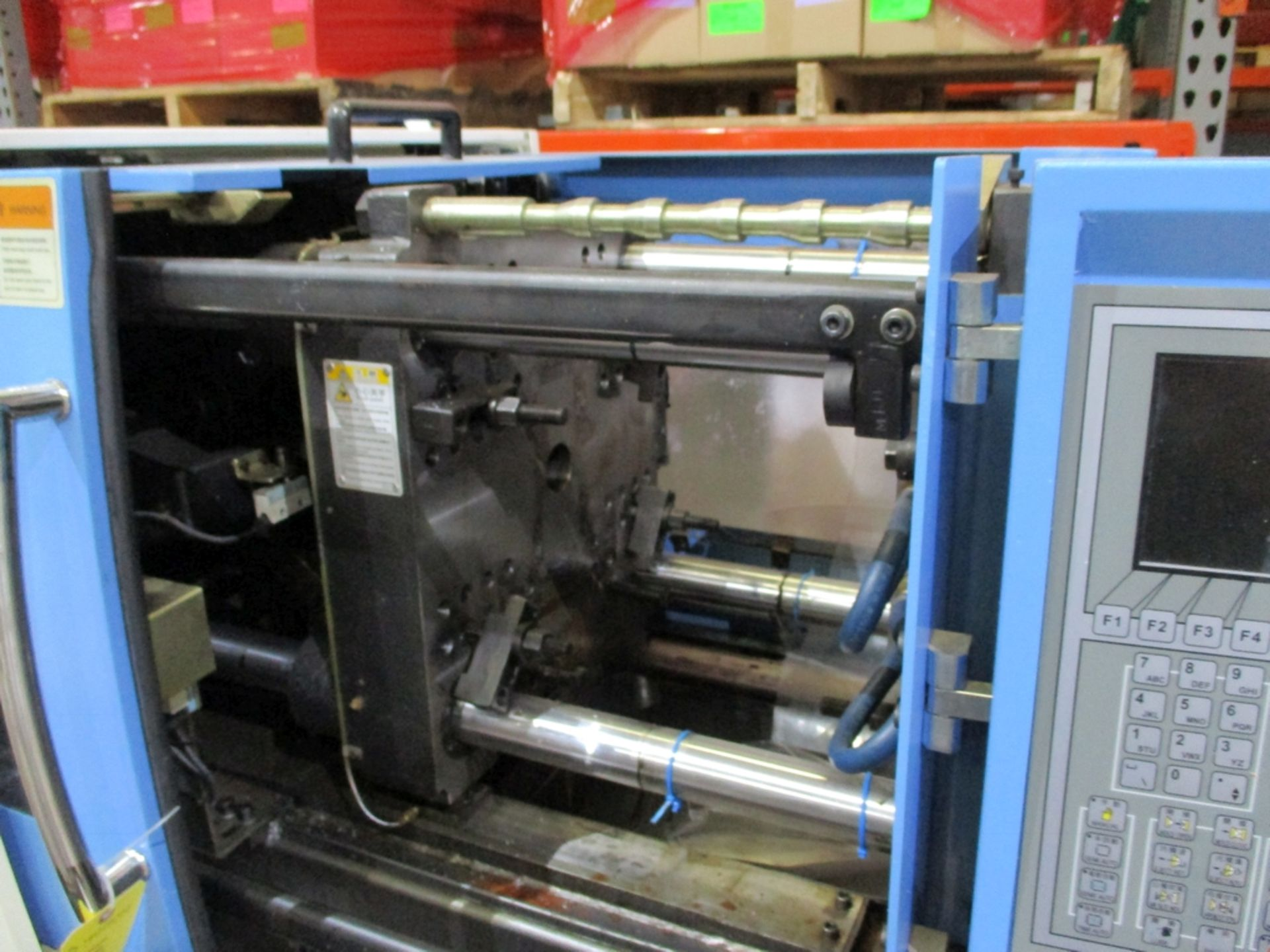 Lot 1012 - 2013 Powerjet BJ50-V6 50 Ton Injection Molding Machine - Variable Pump; Clamping Force: 50 Ton;
