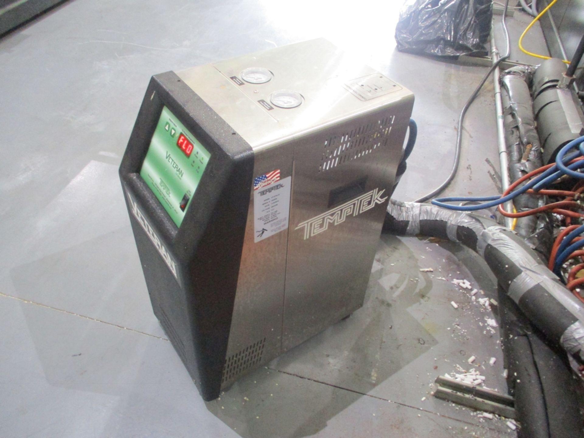 Lot 1002 - Temptek Veteran LS Series Temperature Control Unit - Model: VT-275-LS