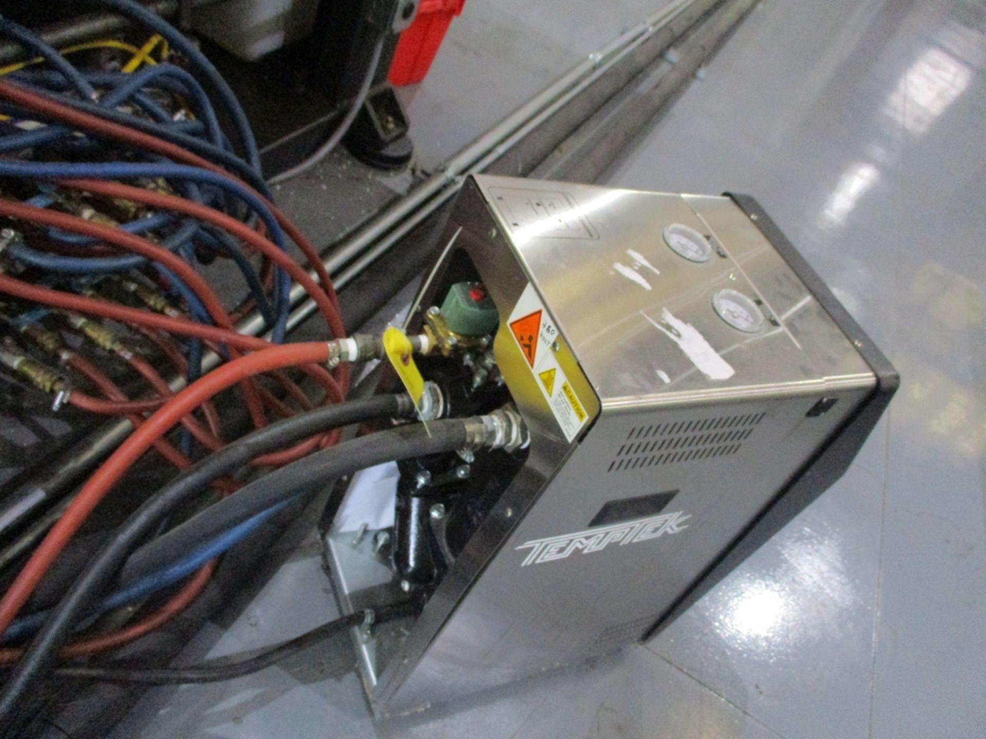 Lot 1007 - 2016 Temptek Veteran LS Series Temperature Control Unit - Model: VT-275-LS