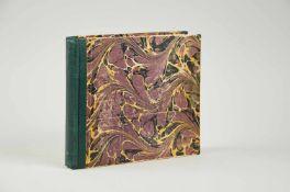 Schreibübungen von Johann Gottlieb Preusser.Deutsche Handschrift auf Papier. Dat. Leuben (