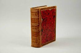 """""""Koch-Buch für A. Maria Wözl"""".Deutsche Handschrift auf Papier. Österreich, dat. 1827; mit einigen"""
