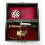 Kleinwerkzeug für UhrenmacherBügelfräser im Etui
