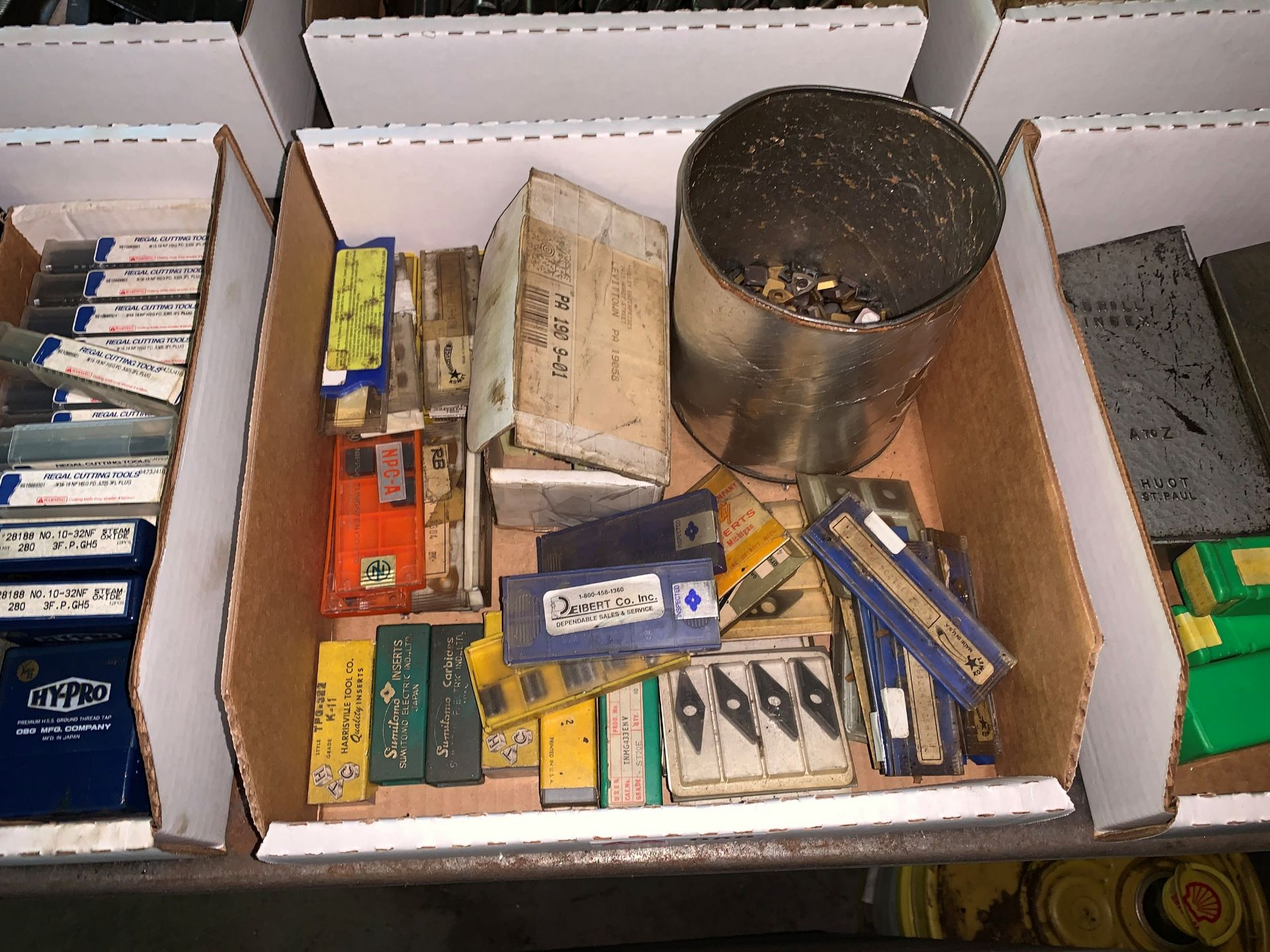 Lot 80 - Lot of Assorted Inserts (Located in Levittown, PA Facility)