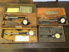 Lot with (4) Dial Bore Gauges (Located in Levittown, PA Facility)