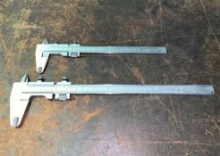 Lot with (2) Vernier Calipers (Located in Levittown, PA Facility)