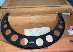 "Starrett 11-12"" Micrometer (Located in Levittown, PA Facility)"