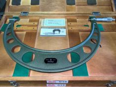 """Mitutoyo 13-14"""" Micrometer (Located in Levittown, PA Facility)"""