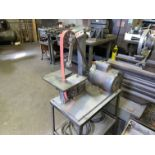 """Delta 1"""" Belt Sander / Grinder with Baldor .5Hp Motor (Located in Levittown, PA Facility)"""